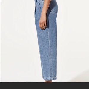 Citizens Of Humanity Jeans - Citizens of Humanity Hailey Pleated Trouser Denim